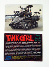 1995 Comic Images Tank Girl Promo Card (Unnumbered) Nm/Mt
