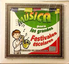 Música para los Grandes Festivales Escolares - Mexicanos 3 CD´s