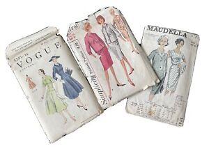 Vintage Women's Suit Patterns