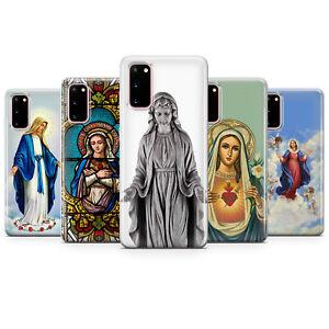 Virgin Mary Christians phone case for Galaxy A12, A51, S21, S20 Fe, A10, A11, M