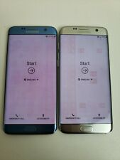 Lot Of Two! Samsung Galaxy S7 Edge - Sm-G935T - 32Gb - T-Mobile Unlocked