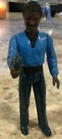 1980 Vintage Kenner Toys Star Wars Empire Strikes Back Lando with Weapon