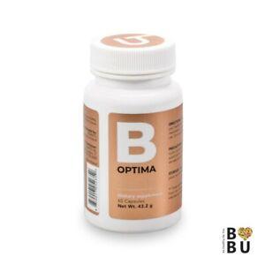 B OPTIMA - 60 soft caps - VISANTO J. ZIEBA Vit B Complex with nucleotides