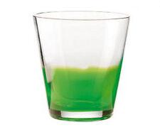 GUZZINI - Set 6 Bicchieri Acqua Mirage Verde