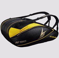 YONEX  Lin Dan Exclusive 6 Tennis/Badminton BAG02LDEX Pro Racquet Bag