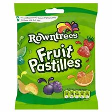 Rowntrees Fruit Pastilles Bag (150g) - British/UK Candy/Sweets