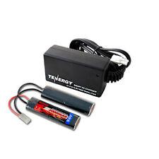Tenergy 9.6V 2000mAh Nunchuck NiMH Airsoft Battery+ 8.4V-9.6V NiMH Smart Charger
