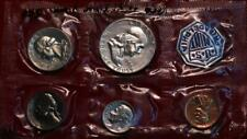 Uncirculated 1959 United States Silver Proof Set