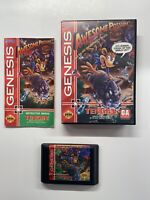 Awesome Possum Kicks Dr. Machino's Butt (Sega Genesis, 1994) COMPLETE! Read!