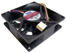 AVC 12v DC 0.7a 80x25mm 4-Wire Fan DA08025R12UPFSR Hydraulic 4-Pin Fan NEW Bulk