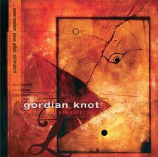 Gordian Knot CD Emergent 2003 Sean Malone Jason Gobel Bill Bruford