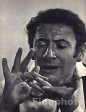 1956/67 Vintage Mime MARCEL MARCEAU Stage Theatre France Photo Art, YOUSUF KARSH