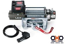 Warn XD9000 winch with steel cable [CEXD9000-88500]