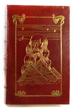 Easton Press MEMORY CATHEDRAL Signed First Edition Leather Bound COA Sealed