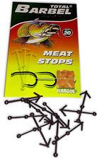BARBEL / CARP MEAT / BAIT STOPS BULK PACK OF 100 FREE Post