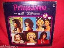 PRIMADONNA LP 1978 Italy Loretta & Daniela GOGGI CARRA' ALICE MARCELLA EX