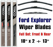 1991-2001 Ford Explorer Goodyear Hybrid Style Wiper Blade Set of 2