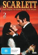 Scarlett NEW PAL Series Cult 2-DVD Set John Erman Joanne Whalley Timothy Dalton