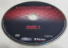 The Ultimate Fighter DVD Replacement Disc 1 Only