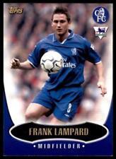 Carte collezionabili calcio 2002 originale Chelsea