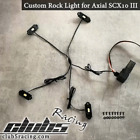 Custom Rock Light for SCX10 III Jeep JT Gladiator ( Waterproof )