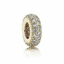 PANDORA Gold Inspiration Within Spacer Charm 750835CZ