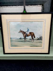 Hamilton Renwick Jockey Print 60s ?