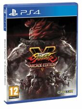STREET FIGHTER V ARCADE EDITION PS4 VIDEOGIOCO PLAY STATION 4 GIOCO ITALIANO