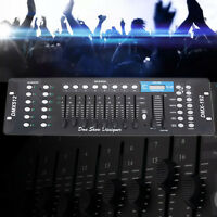 DMX 512 192 Channel Operator Controller Console for Stage DJ Party Lighting Lamp