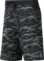 Reebok Men/'s ONE Series Winter Camo Sublimated Training CrossFit Shorts S93621