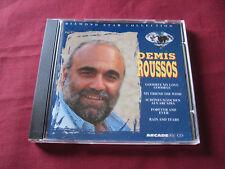 DEMIS ROUSSOS Diamond Star Collection CD Arcade TV