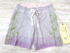 NEW Da Nang Women's Summer Shorts Side Adjustable Floral PARFAIT FHT50301453 XS