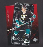 1995-96 SP Stars Etoiles Hockey Cards Pick From List