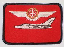 Lw Aufnäher Patch Holloman TORNADO Waffensystemoffizier in silber ........A3374