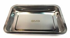 Green Mountain Grill Stainless Pan, OEM GMG BBQ Grilling Cooking Tray - GMG-4015