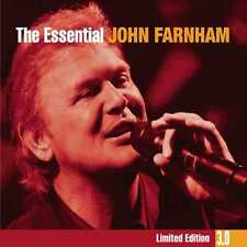 JOHN FARNHAM The Essential 3.0 3CD BRAND NEW Best Of Greatest Hits