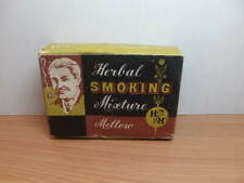More details for heath & heather ltd st albans herts herbal smoking mixture mellow box 1950s