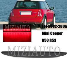 Smoke Brake Light 3rd Third High Mount Lamp For MINI Cooper 2002-2006 R50 R53