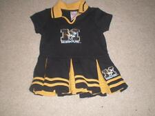 Infant/Baby Missouri Tigers 12 Mo Cheerleader Outfit