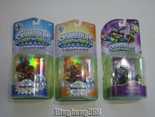 SKYLANDERS SWAP FORCE Dune Bug Lightcore Countdown Lightcore Wham-Shell NEW