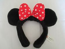 Minnie Mouse Disneyland Walt Disney World Headband Cap Hat Great Condition