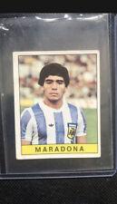Diego Maradona 1979 Rookie Panini #312 Calciatori