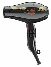 Parlux Advance Light Black Dryer Hair Ionic Professional 2200W 3 M. Cable