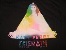"""2014 KATY PERRY """"Prismatic"""" Concert Tour (LG) T-Shirt"""