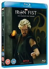 Marvel's Iron Fist: The Complete First Season (Box Set) [Blu-ray]