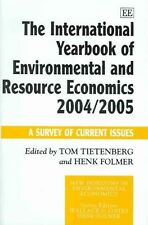 The International Yearbook of Environmental and Resource Economics 2004/2005: A