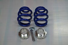 REAR COILOVER KIT 2 LOWERING SPRINGS 2 MOUNTING PLATFORMS VW T4 TRANSPORTER
