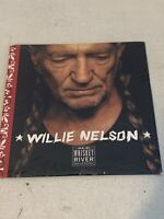 Willie Nelson Old Whiskey River Promotional CD 8 Songs Limited Edition Sealed