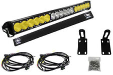 "Baja Designs 30"" Dual Control ONX6 Light Bar Kit Dodge Ram 2500 & 3500 2010 & Up"