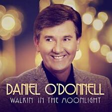 DANIEL O'DONNELL - Walkin In The Moonlight CD *NEW* 2019